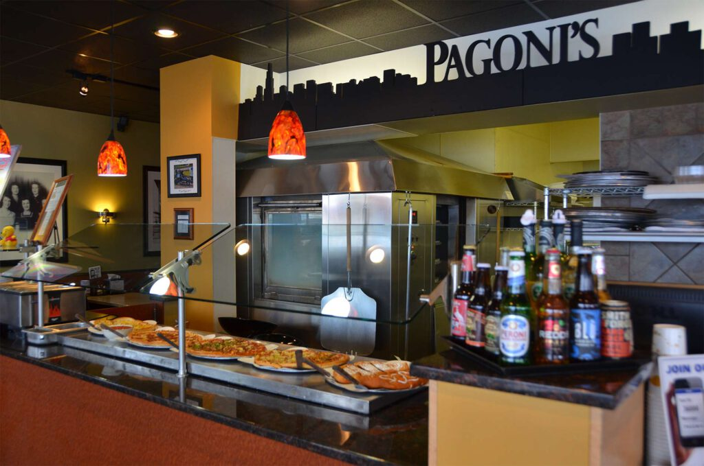 Pagonis Pizza Catering